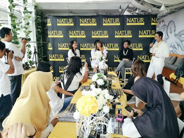 Natur Hair Beauty Dating Medan: Solusi Rambut Kuat dari Akar