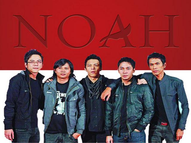 Lirik lagu Noah Band - Separuh Aku