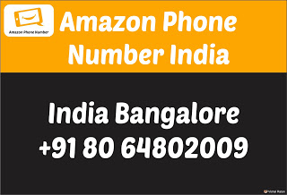 Amazon Phone Number Bangalore