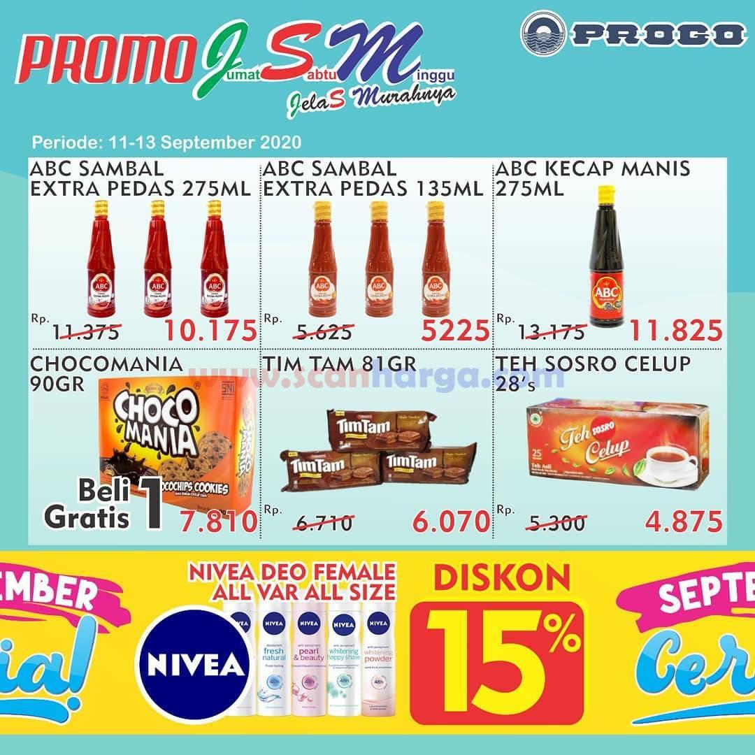 Katalog Promo Jsm Progo Jogja Periode 16 18 Oktober 2020 Scanharga