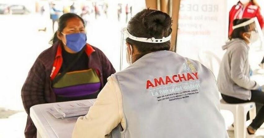 MIDIS ganó con la Red Amachay el Premio Buenas Prácticas en Gestión Pública en el rubro Adultos Mayores de la categoría Inclusión Social