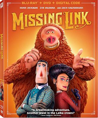 Missing Link [2019] [BD25] [Subtitulado]