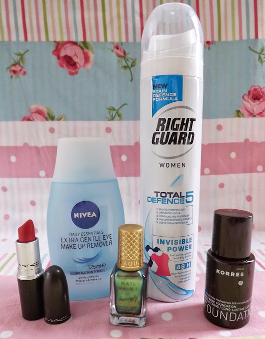 Thumbs down: 5 beauty products i wasn't impressed with.