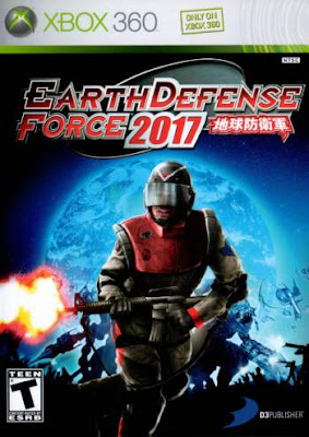 Earth Defense Force 2017 (LT 2.0/3.0) Xbox 360 Torrent Download