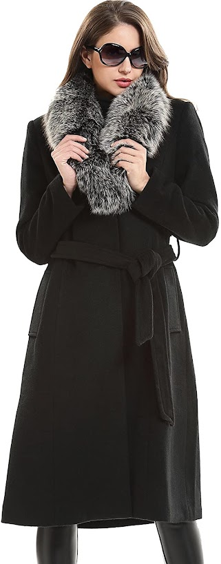 Best Faux Fur Collar Jackets Coats For Women