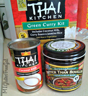 Thai Kitchen Thai Chicken Curry Ingredients