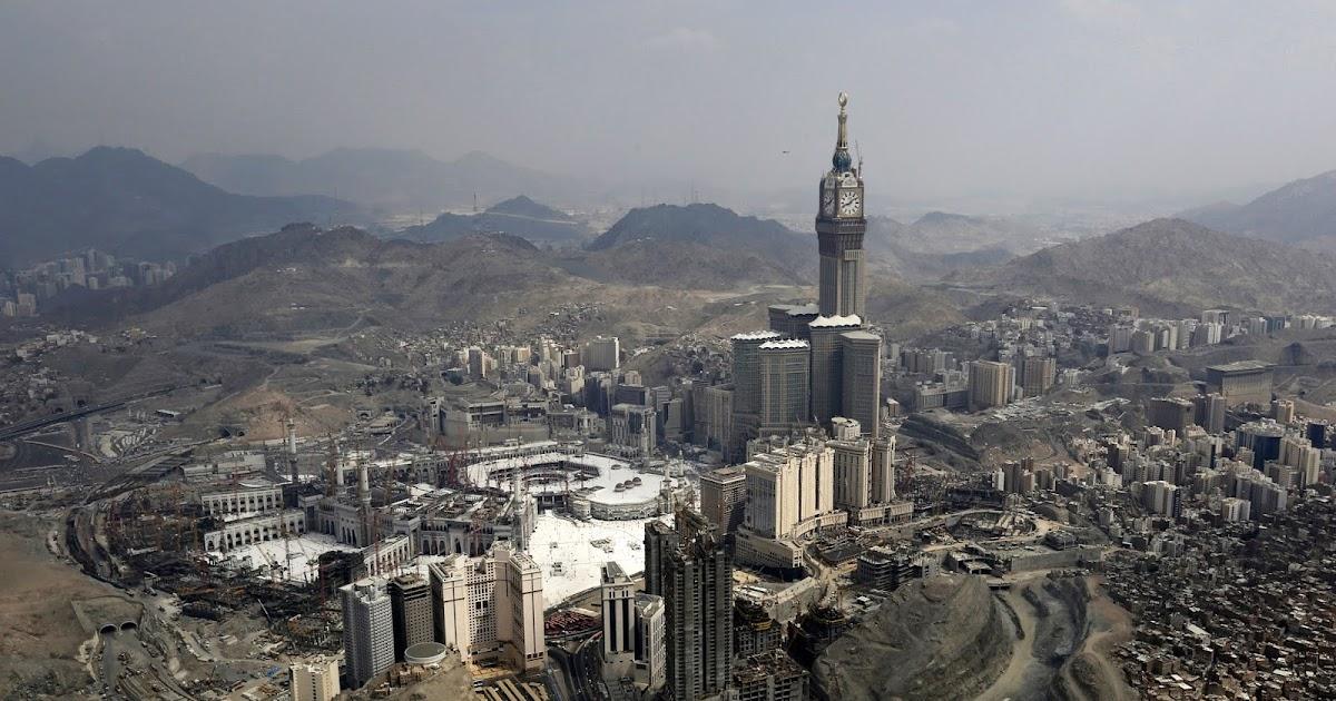 【海外の反応】ちょっと待った… これがイスラム世界で最も神聖な場所なのか??
