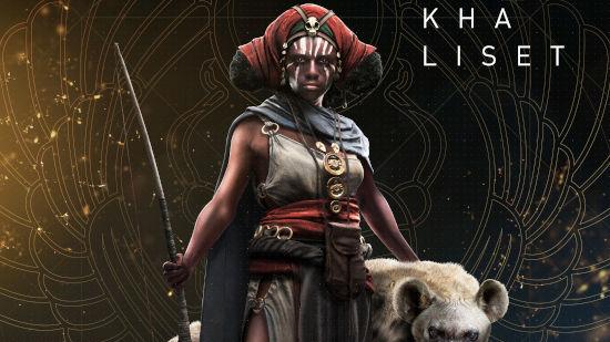 Khaliset - Assassin's Creed Origins - Quad HD 1440p