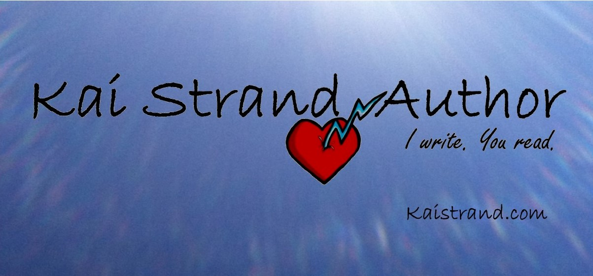 Strands of Thought - Author, Kai Strand