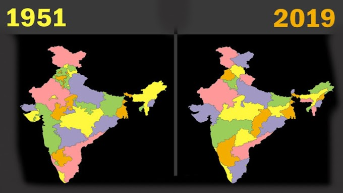 New Map of India: Govt discharges new political guide with UTs of J&K, Ladakh