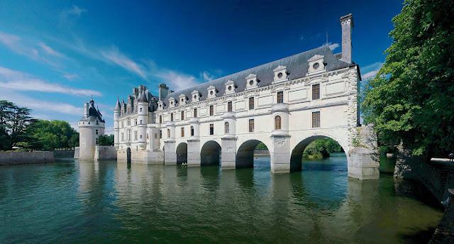 Castle Chenonceau Francia