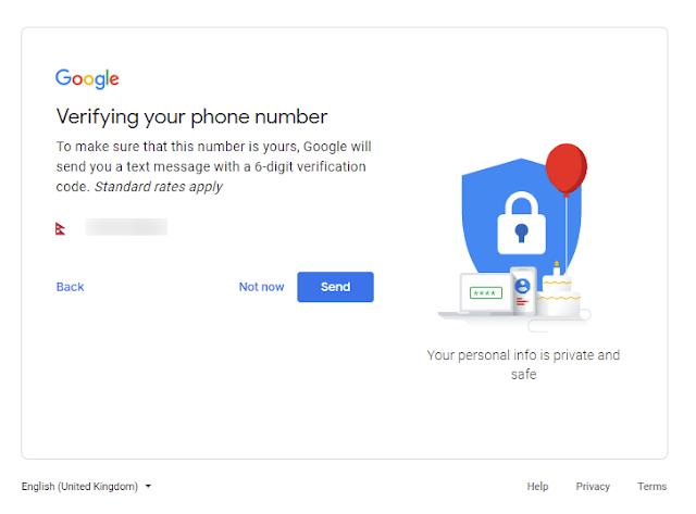 How to Create Google Account