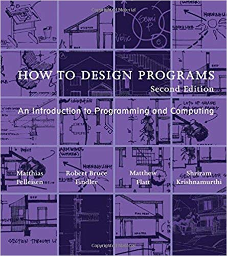 How to Design Programs front cover