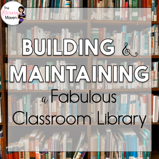 Building & Maintaining A Fabulous Classroom Library