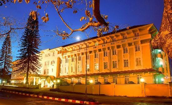 Duparc Hotel Fantastic Quality in Superb Building in Dalat