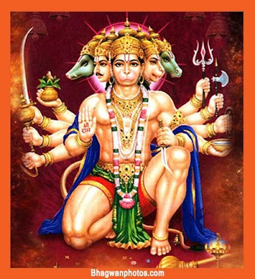 Hanuman Photo God