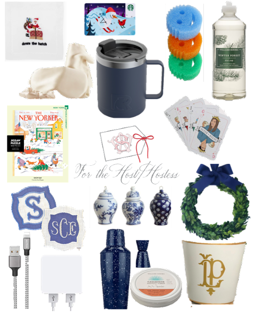 Gift Guide 2019: For the Host and Hostess (under $50)