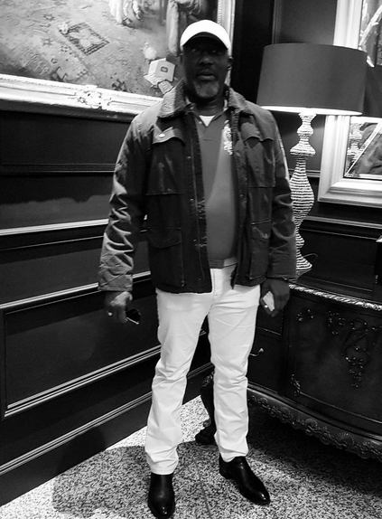 Dino Melaye new photos in US