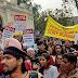 Delhi University teachers continue 24x7 protest outside Vice-Chancellor's office