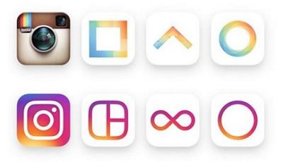 logo instagram lama baru