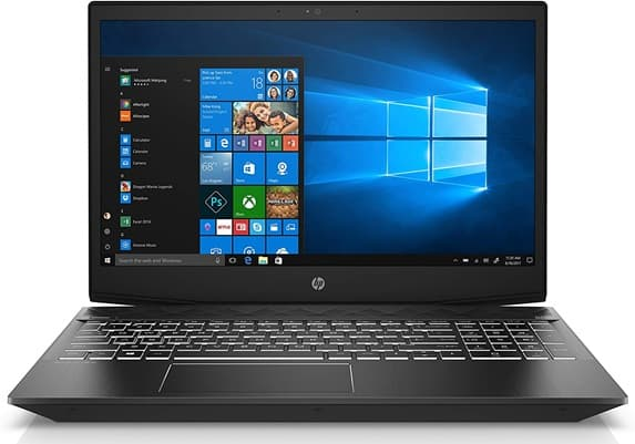 HP Pavilion Gaming 15-cx0001ns: análisis