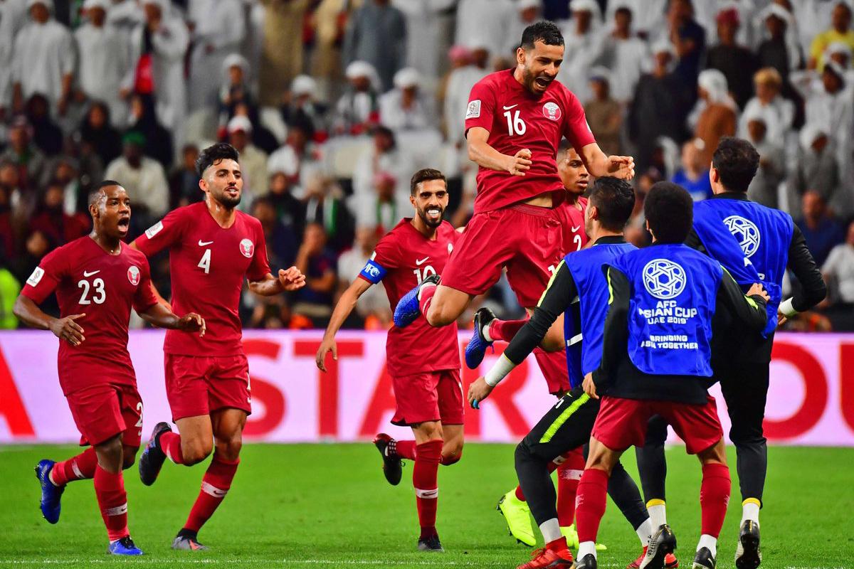 نتيجة مباراة قطر وبنجلاديش بتاريخ 10-10-2019 تصفيات آسيا المؤهلة لكأس العالم 2022