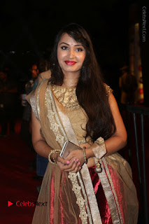 Actress Vennela Stills in Lehenga Choli at Gemini TV Puraskaralu 2016 Event  0022.JPG