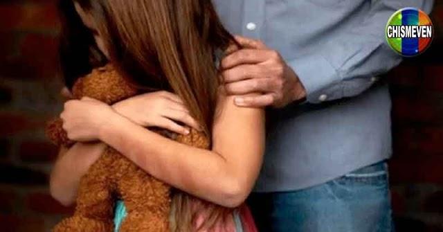 Abuelo zuliano Chavista alquiló a su nieta de 11 años poe 1500 $