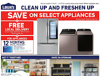 Lowes Weekly Sales Ad January 21 - 27, 2021