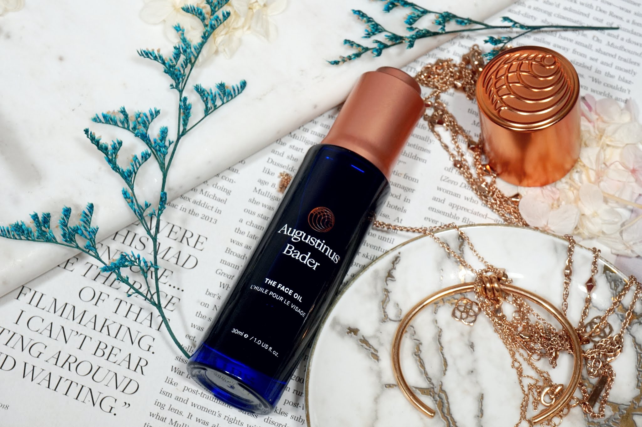 Augustinus Bader The Face Oil Review
