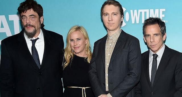 Nominaciones de 'Fuga en Dannemora' a los Premios Emmy 2019