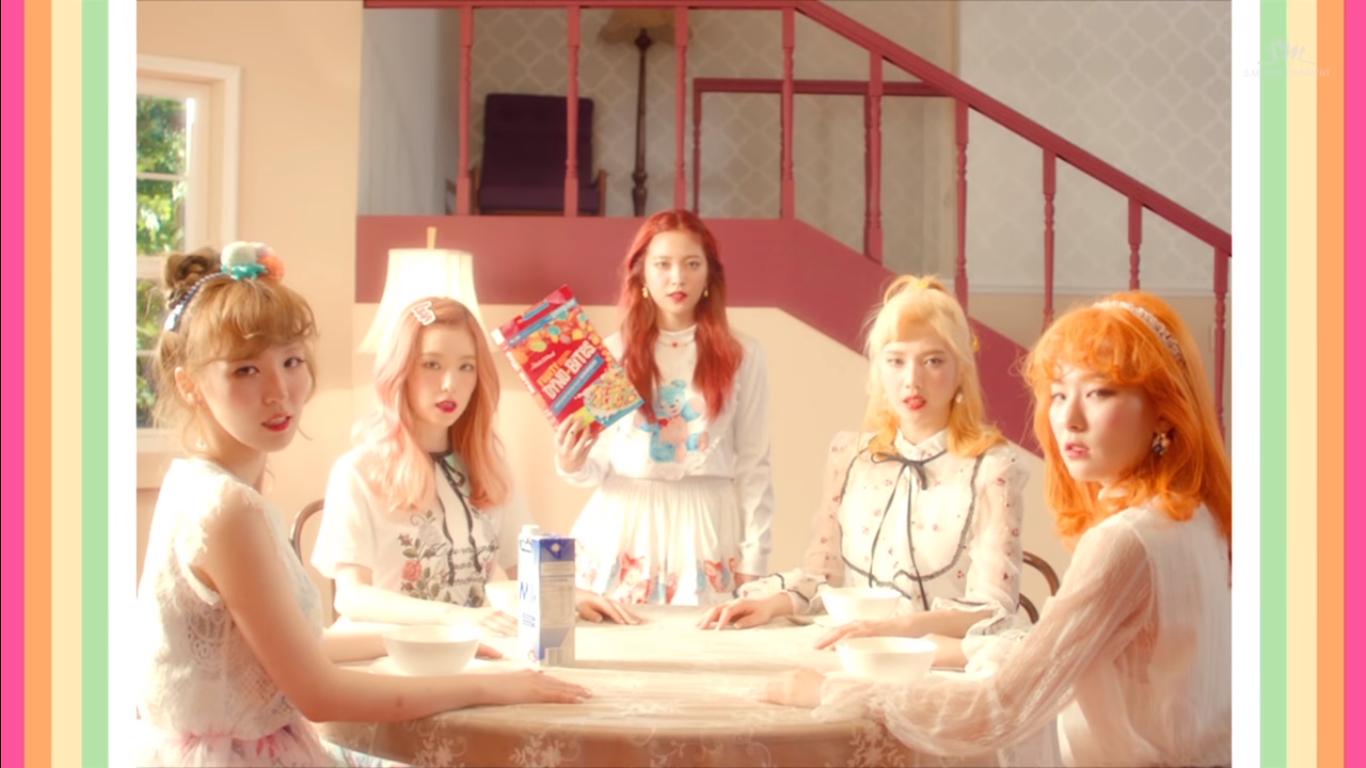 Red Velvet Vuelve Con Russian Roulette