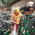 Tinjau Rutilahu Wilayah Koramil Arjasa dan Koramil Jelbuk, Dandim 0824/Jember Bersama  Konsultan Cek Pelaksanaan Pengerjaannya