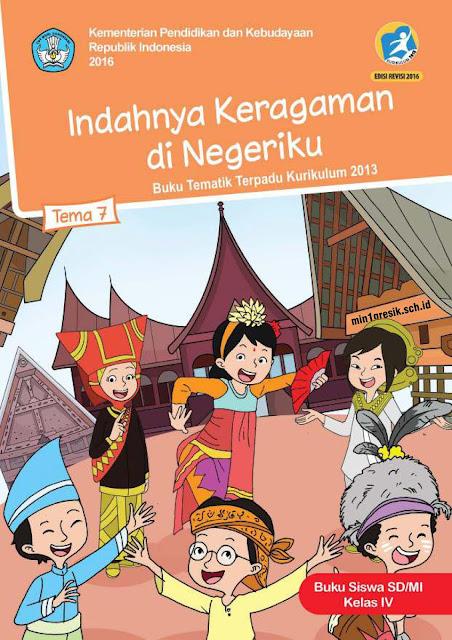 buku siswa tematik 7 kelas 4 sd/mi kurikulum 2013
