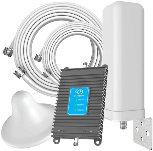 Aclogue Home Cell Phone Signal Booster for Verizon