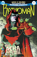 DC Renascimento: Batwoman #9