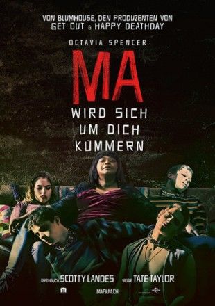 Ma 2019 BRRip 480p 300Mb Hindi-English