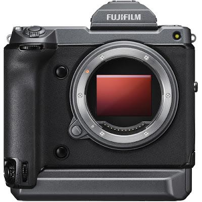 Fujifilm GFX 100デジタルカメラファームウェアのダウンロード