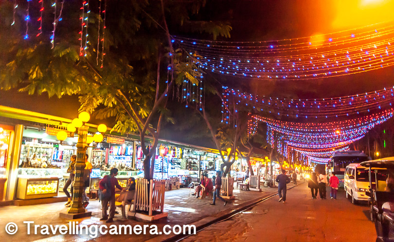 11. If you are planning to do shopping in Night Markets of local markets of Cambodia, be prepared to do good negotiation as first price would most of the times be more than double they would expect.