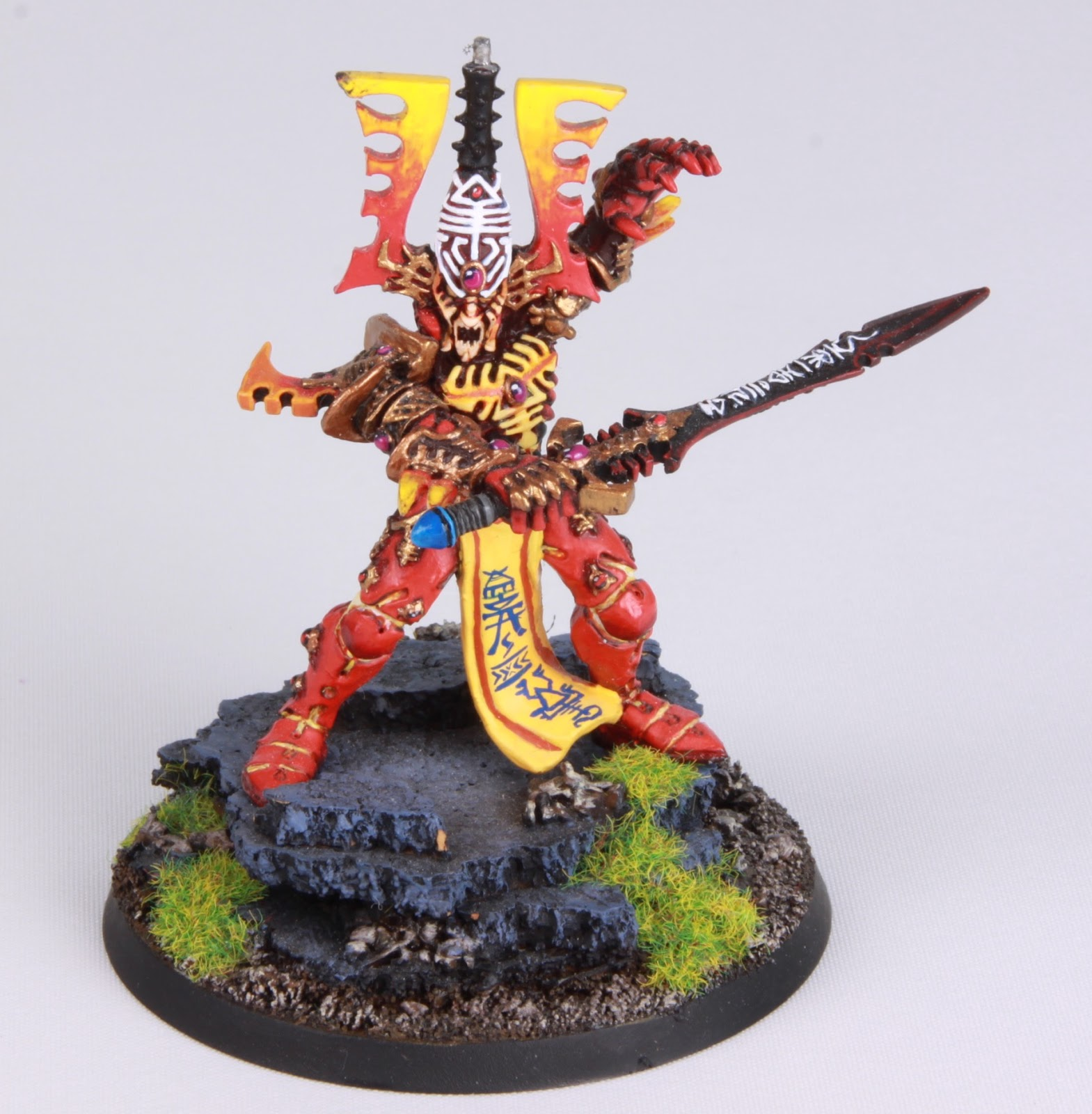 Showcase: Eldar Craftworld Iyanden #1