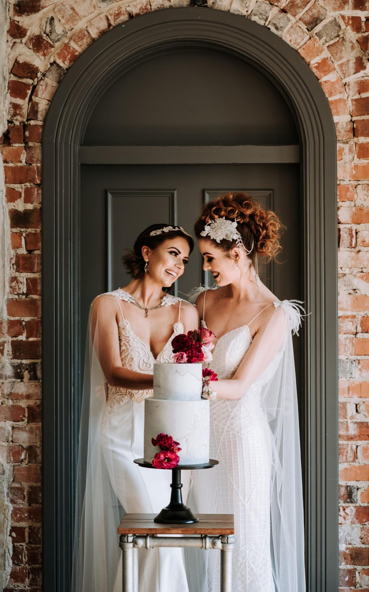 STYLED: UNVEILED INDUSTRIAL |  MARRIED AF WEDDING INSPIRATION PERTH WA