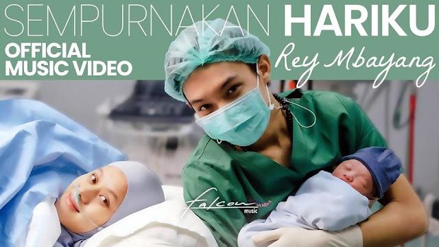 Download Lagu Rey Mbayang Sempurnakan Hariku Mp3