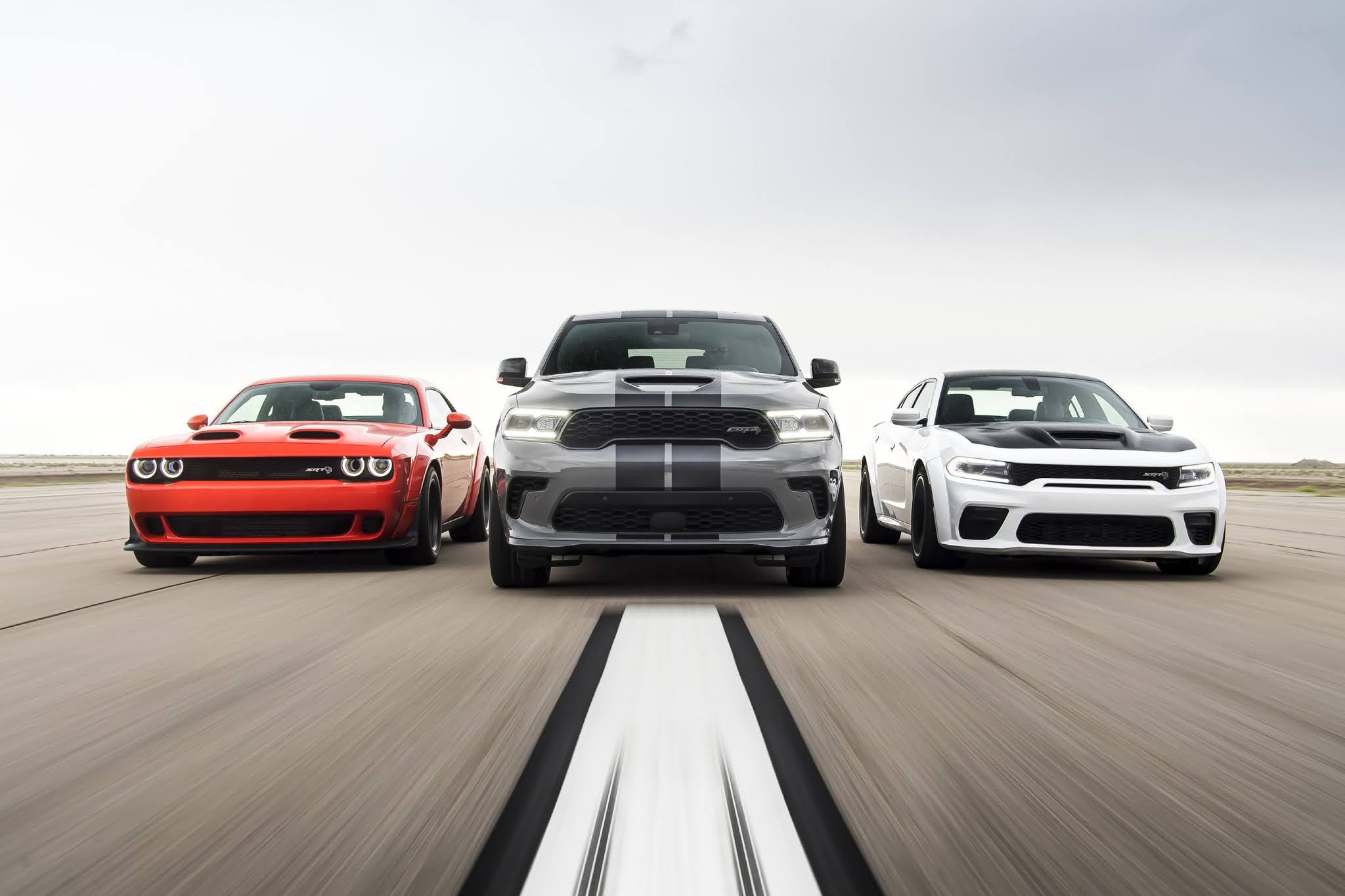 New 2021 Dodge Durango SRT Hellcat Production Starts
