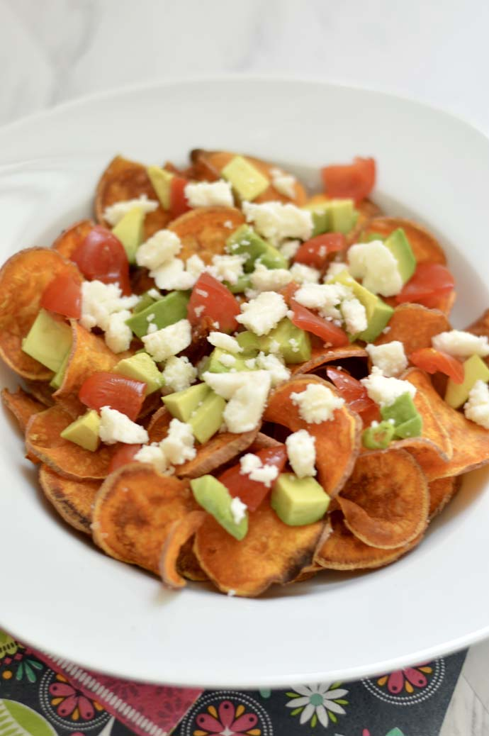 Healthy Nachos Recipe @rachmccarthy7