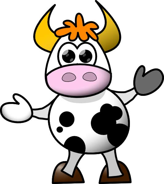 The Cow Essay For Class 1 to 7