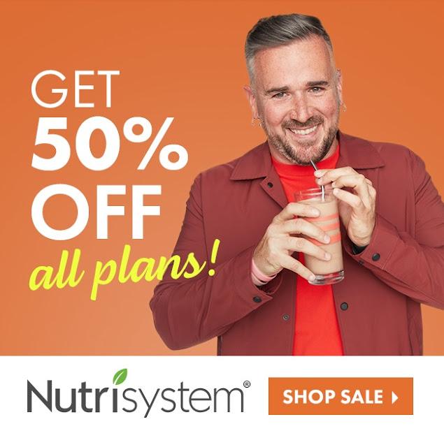 best-nutrisystem-deal
