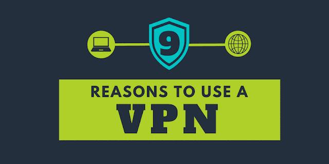 reason to use vpn