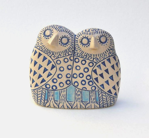 My Owl Barn Lorraine Izon S Ceramics