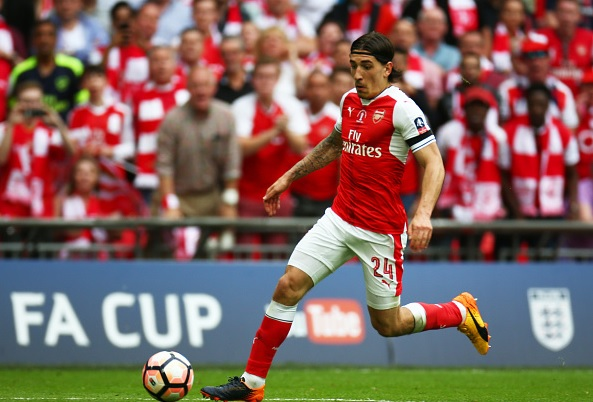 Barcelona to splash money for Arsenal full-back Hector Bellerin