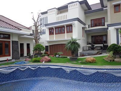 Contoh Jasa Tukang Taman Surabaya dan Kolam koi | www.jasataman.co.id